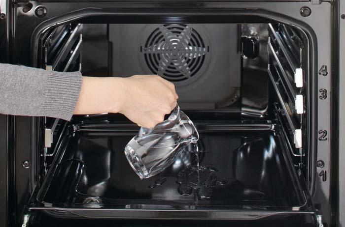 Image result for Как очистить духовку