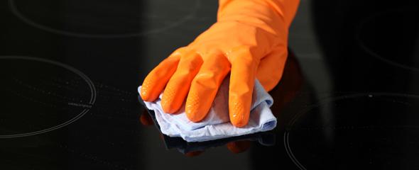 как чистить стеклокерамическую варочную поверхность форум