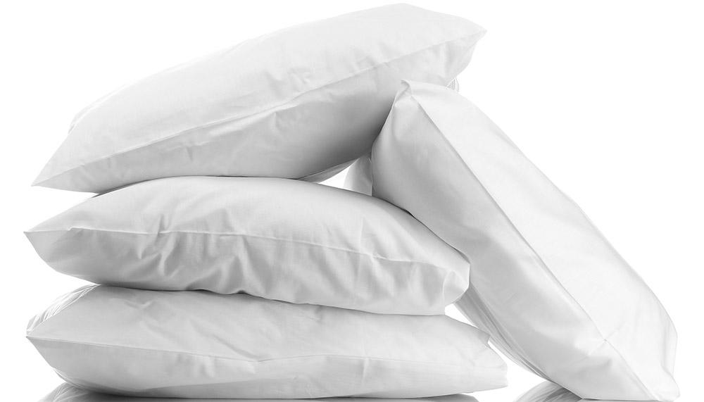 Просушивание подушек
