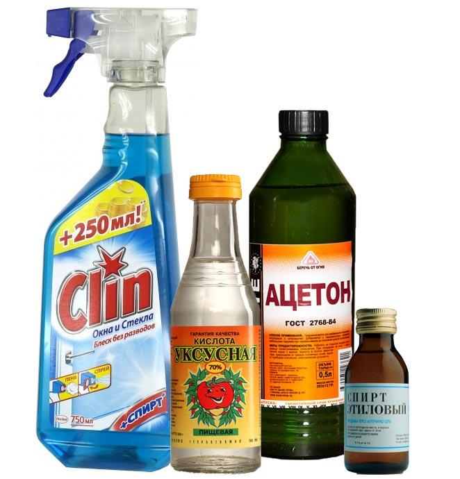 Как отмыть скотч от пластика