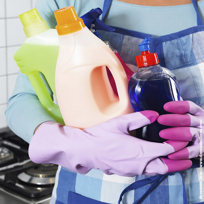 Отличие чистящих и моющих средств по составу. Список средств для поддержания чистоты в доме (квартире). Средства для мытья полов